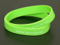 "Preview: 2 Silikon-Armbänder ""together against the virus"" Freundschaft- / Sport- / Fitness- Band"