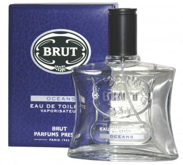 BRUT OCEANS, Eau de Toilette / Natural Spray, 100 ml