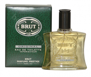 BRUT ORIGINAL, Eau de Toilette / Natural Spray, 100 ml