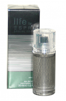 Life by ESPRIT MAN Special Edition, EdT Natural Spray 30ml