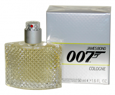 James Bond 007 Cologne, Eau de Cologne, Natural Spray, 1 x 50 ml