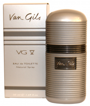 Van Gils VG V Eau de Toilette Natural Spray füt IHN, 50 ml