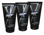 James Bond 007 SEVEN - Duschgel / Shower Gel, 3 x 150 ml