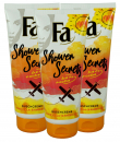 Fa Shower Secrets from Betty Taube, Duschcreme, 3 x 200ml