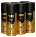 PUMA, Live Big, Deodorant Bodyspray, 6x150ml